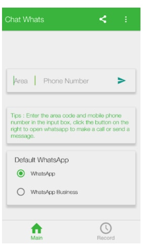 How To Chat Whatsapp Without Saving Number
